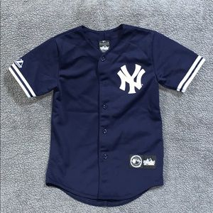 New York Yankees Jeter Jersey